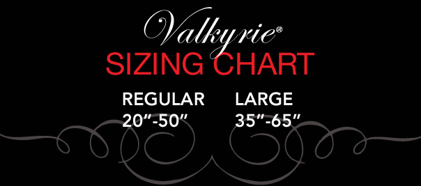 Valkyrie Size Guide 2