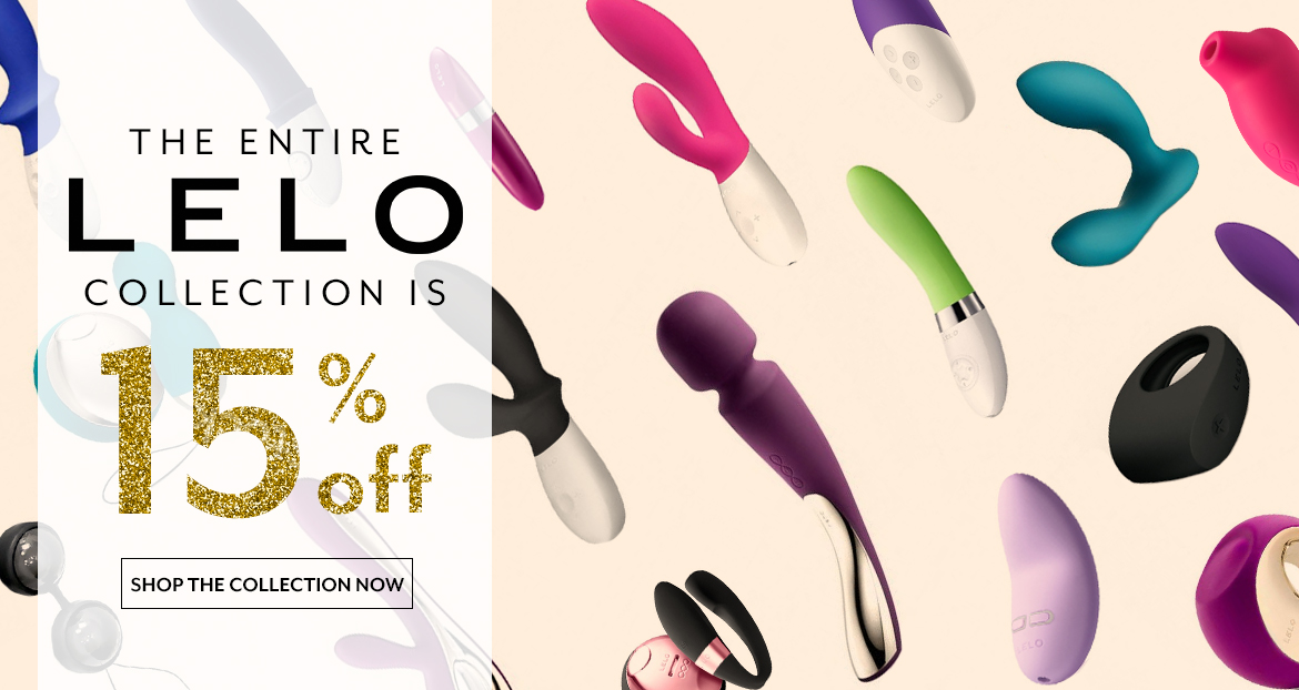 15% Off LELO Collection