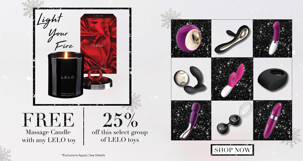 Shop LELO for a free gift