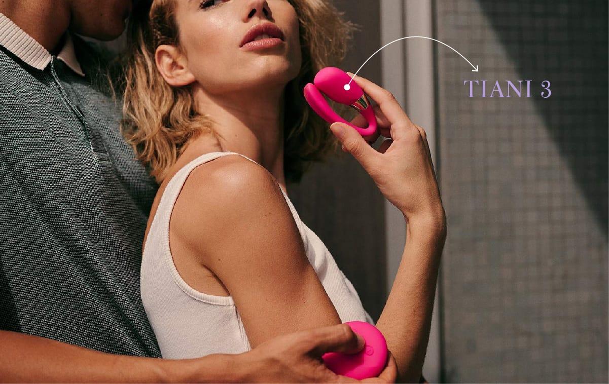 LELO Tiani 3 Couple's Vibrator