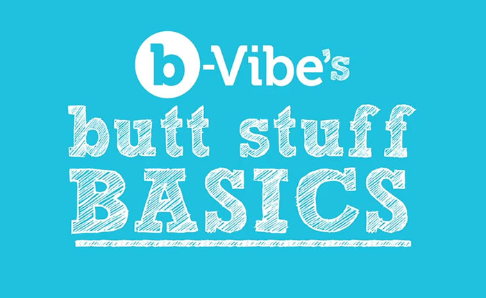 b-vibe butt stuff basics