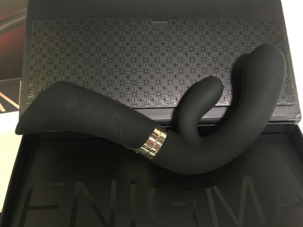 Rock Off Fuzion Engima Dual Function Vibrator