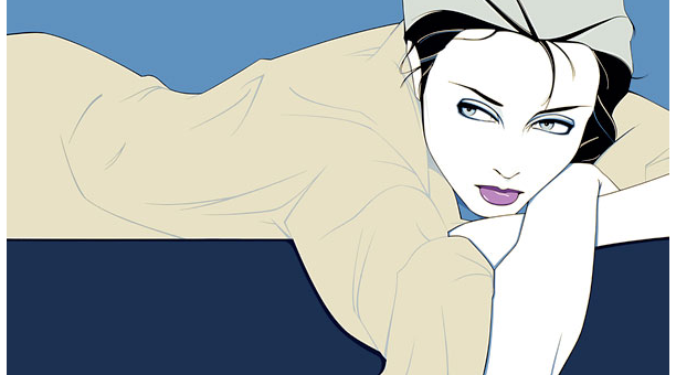 copyright: Patrick Nagel Estate