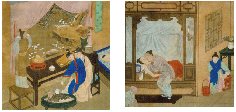 Chinese Erotic Art