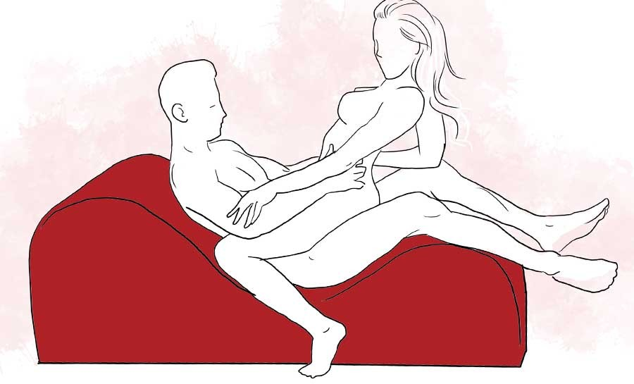 plus size sex positions