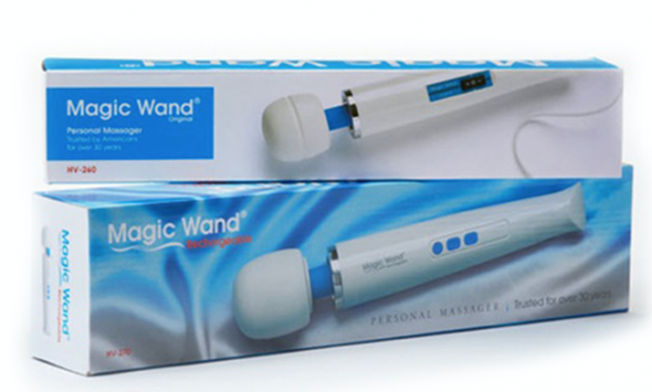 magic wand history