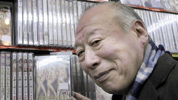 Older Adult Silver Porn: 84-year old performer Shigeo Takudo