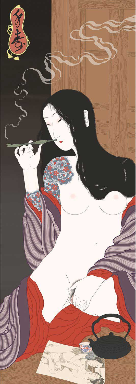 Shunga Senju