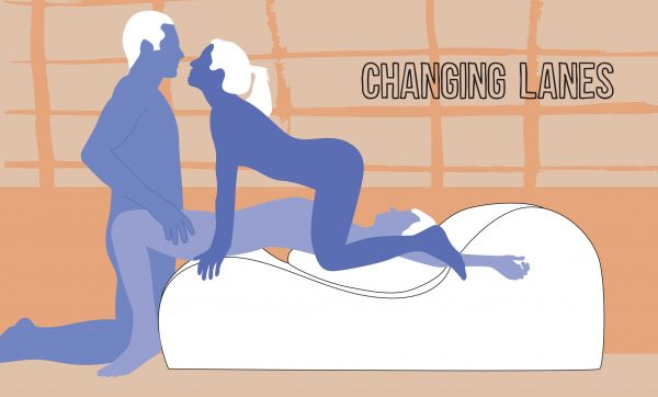 sex positions for threesomes