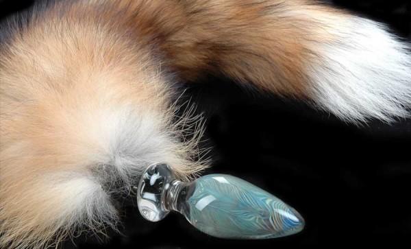Trixiebell Glass Plug