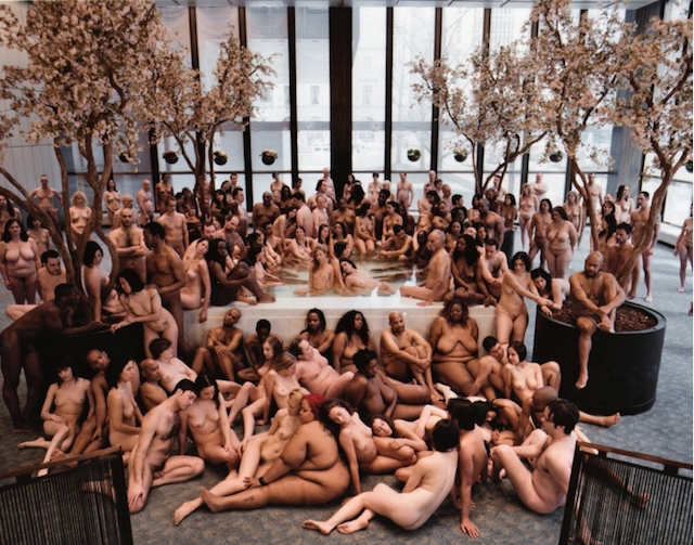copyright: Spencer Tunick
