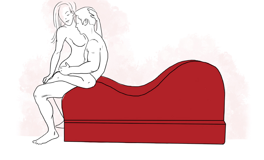 Liberator: Scary Good Sex Positions